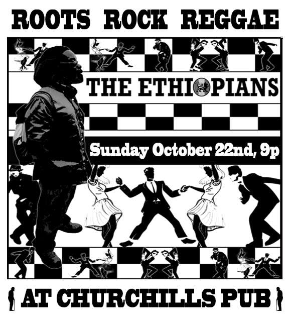 ROOTS ROCK REGGAE with The Ethiopians, Lee Milo, Kulcha Cally, Lady Gea, Empress Uneek and more tba!