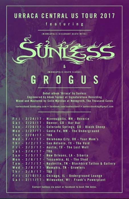 Sunless | Grogus | Mehenet | Witch Burial