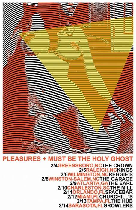 Must Be the Holy Ghost, Pleasures, Soapbox Soliloquy, Dénudés