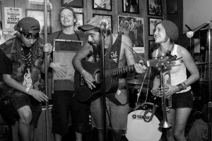 The Miami International Artist Showcase - Days n Daze, The Riot Gang, Seth Anderson, Yotam Ben Horin, The Barely Damned, We The Heathens