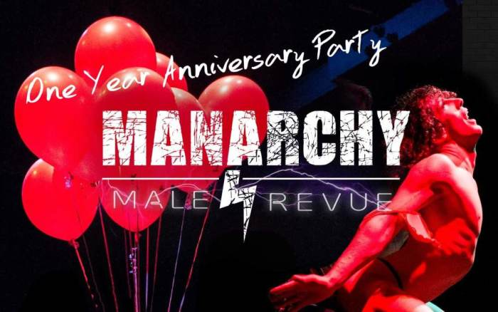 Manarchy! Manniversary! (ft Planet Booty!)