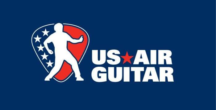 US AIR GUITAR CHAMPIONSHIPS!