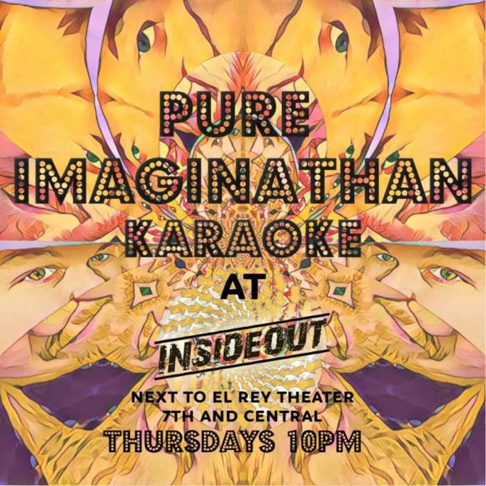 Pure Imaginathan Karaoke Night