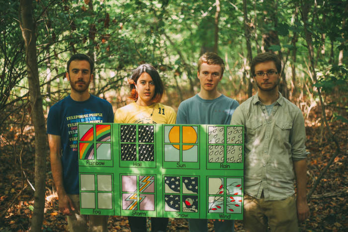 PINEGROVE | Woozy | Sports | Half Waif