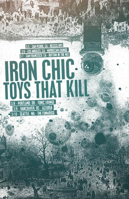 IRON CHIC,