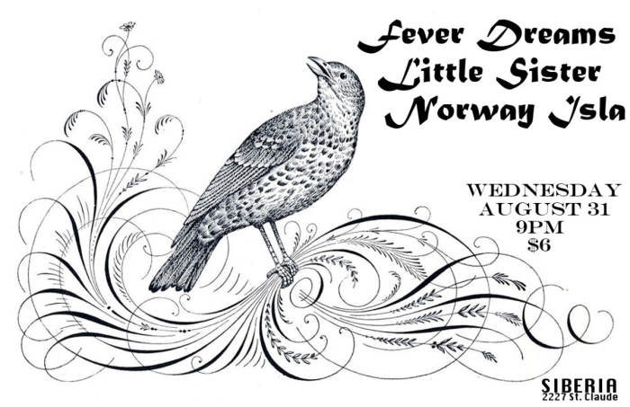 Fever Dreams | Little Sister | Norway Isla