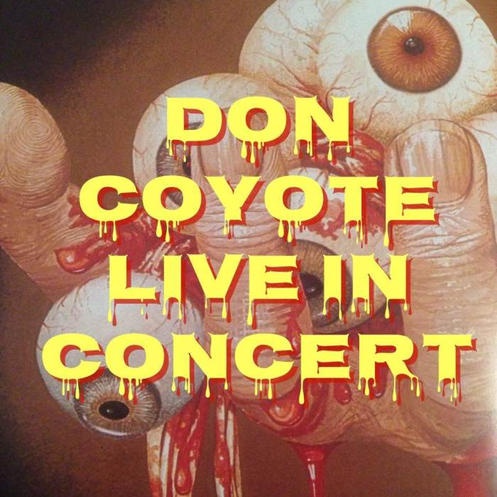 Don Coyote | Rayvon Pettis | Wasted Lives - EARLY SHOW!