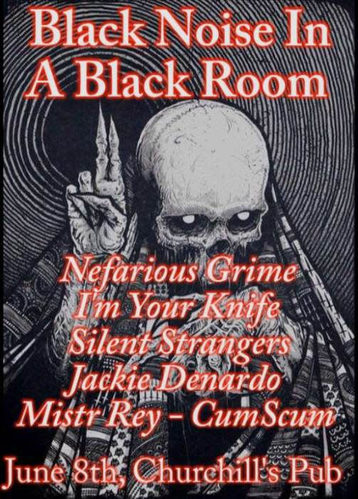 Black Noize In A Black Room
