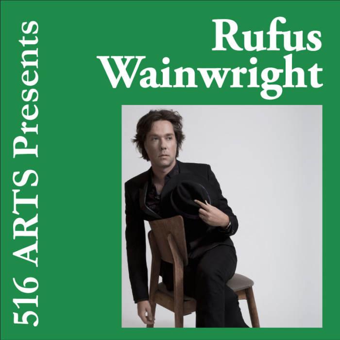 Rufus Wainwright Benefit Concert