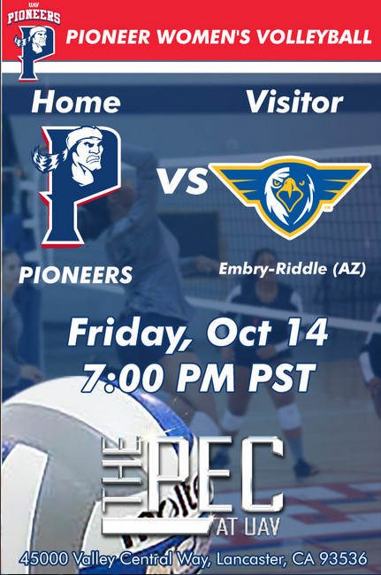 UNIVERSITY OF ANTELOPE VALLEY vs EMBRY-RIDDLE