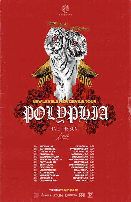 MERCHNOW PRESENTS: POLYPHIA