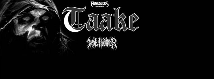 Taake, Wolvhammer, Downfall of Gaiah
