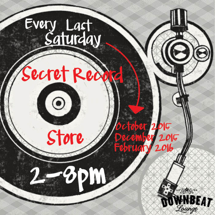 Secret Record Store