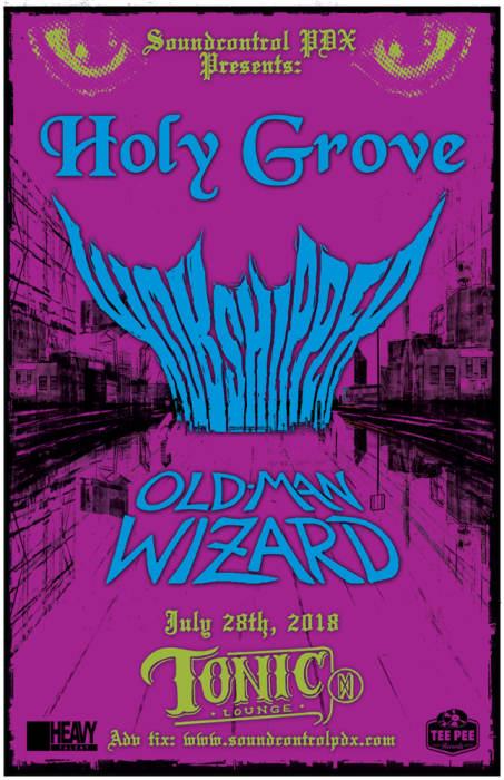 Holy Grove / Worshipper