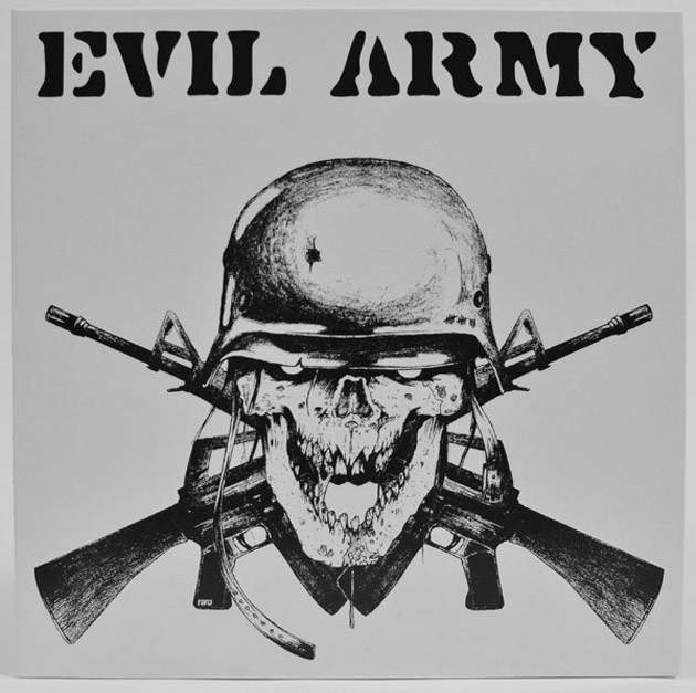 EVIL ARMY + TBA