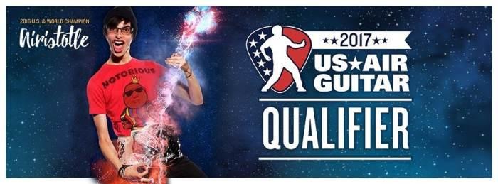 US AIR GUITAR CHAMPIONSHIPS QUALIFIER-DENVER COLORADO