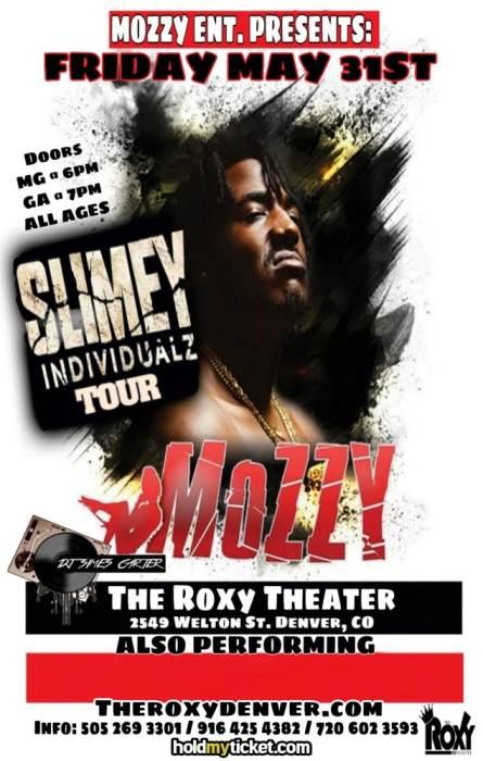 Slimy Individualz Tour
