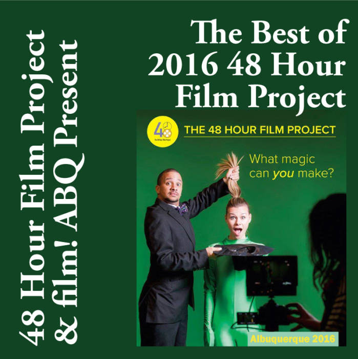 The Best 48 Hour Films 2016