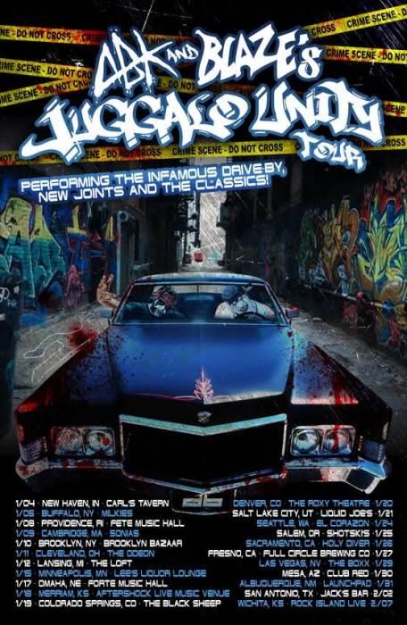 Juggalo Unity Tour