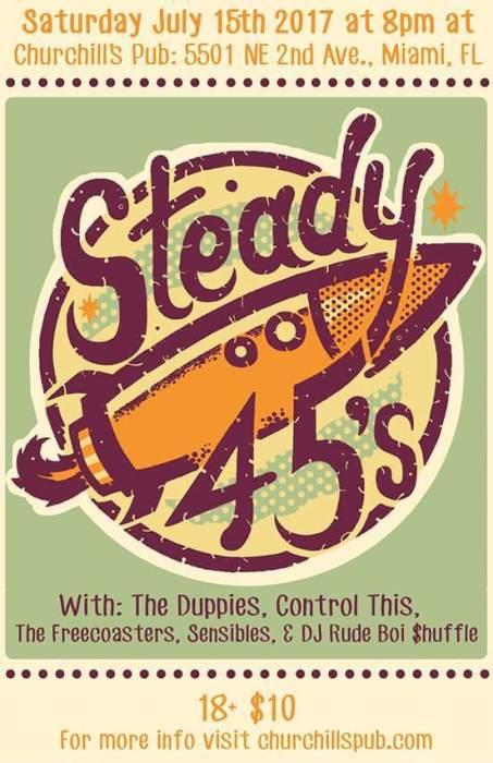 The Steady 45