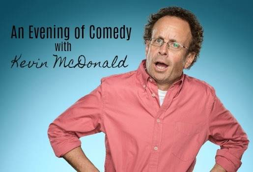 An Evening of Comedy with Kevin McDonald