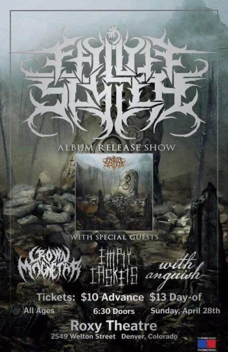 Fall of Scylla album release