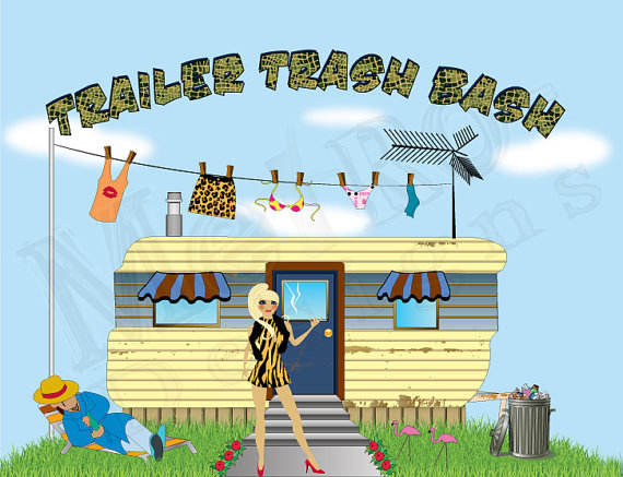 Trailer Trash Bash & Peep Show
