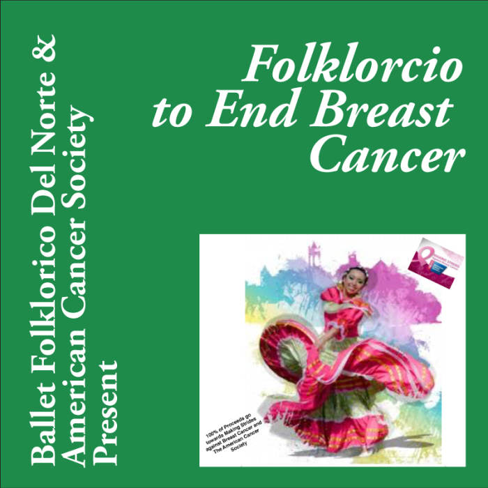 Folkorico to End Breast Cancer