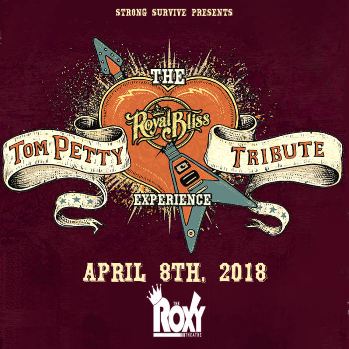 Tom Petty Tribute performed by Royal Bliss