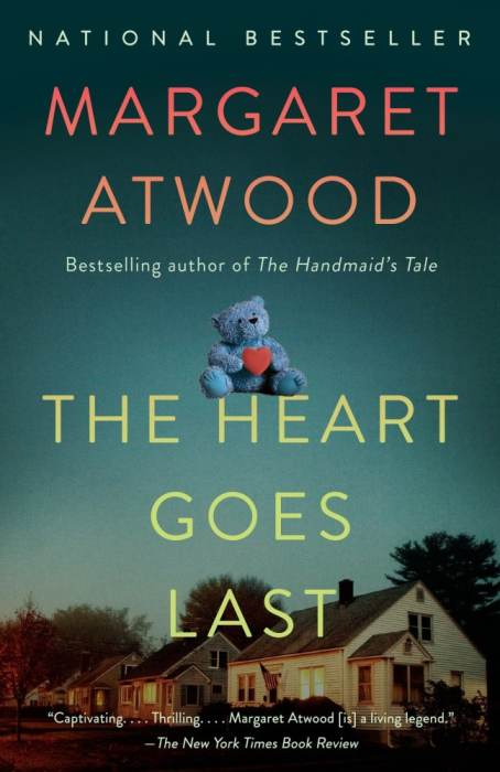 Bushwick Book Club Presents: THE HEART GOES LAST by Margaret Atwood (Songs about and inspired by)