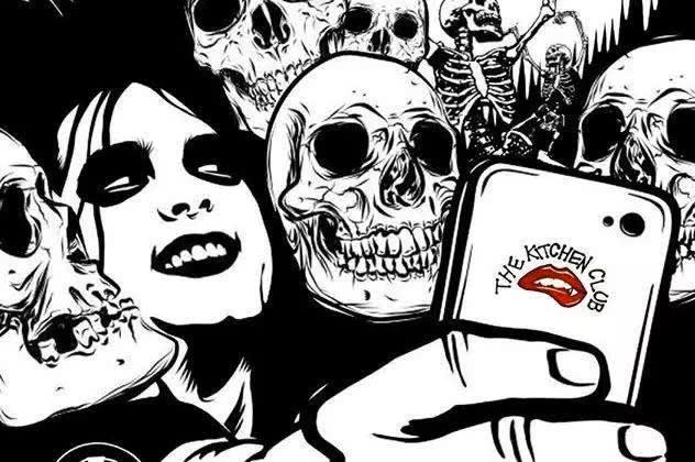 The Kitchen Club - Cure Tribute ft. Armada!, DJ 16Bit, DJ Danny Bled, Hellmass, Charred, Zig Zag, Dextro, Distort Piss