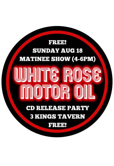 WHITE ROSE MOTOR OIL