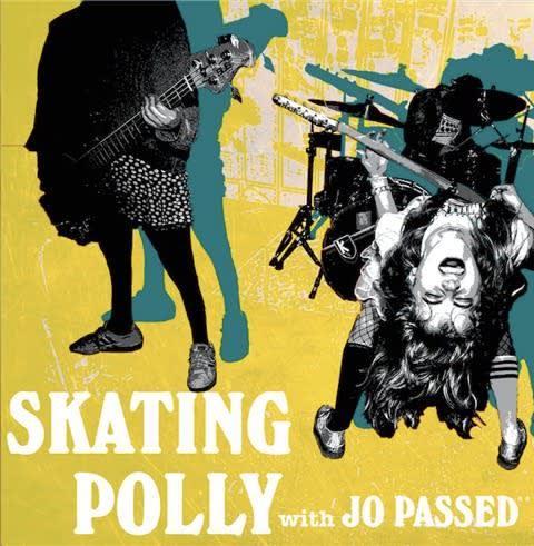 Skating Polly