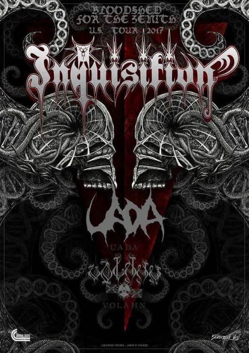 Inquisition, UADA, Volahn
