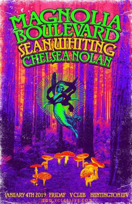 Magnolia Boulevard / Sean Whiting / Chelsea Nolan