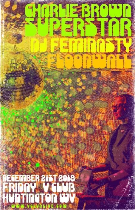 Charlie Brown Superstar / DJ Femnasty / Floodwall