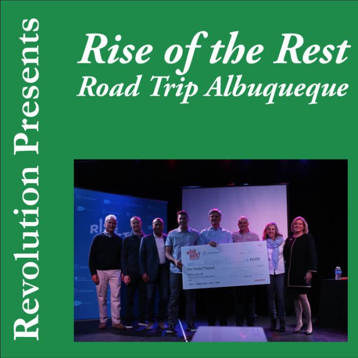 Rise of the Rest Road Trip Albuquerque