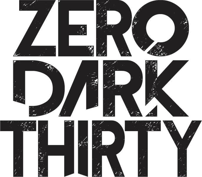 Zero Dark Thirty / Downtrend / Scarlet Revolt