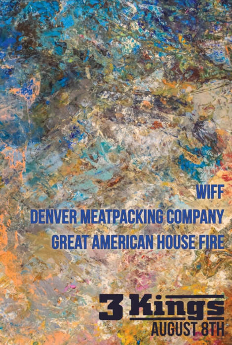 WIFF, DENVER MEAT PACKING COMPANY, GREAT AMERICAN HOUSE FIRE