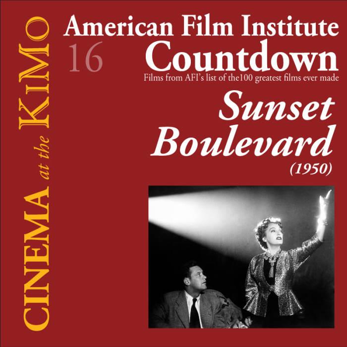 Sunset Boulevard. (1950)