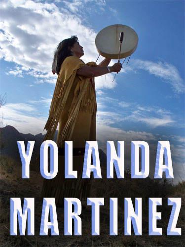 An Evening with Yolanda Martinez