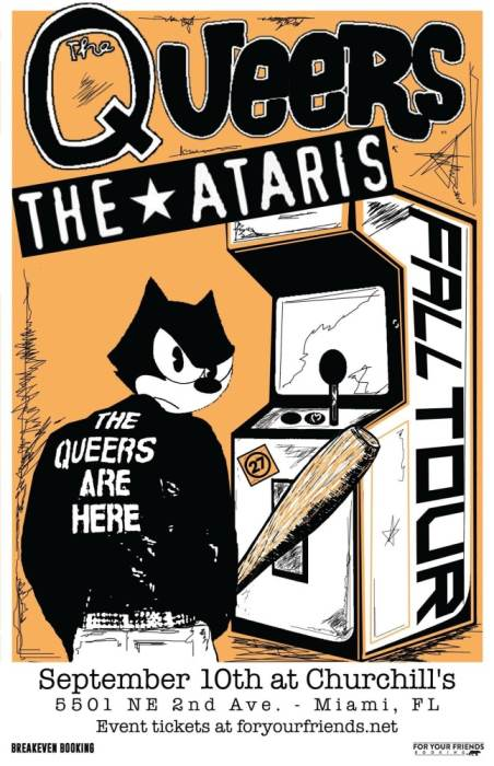 The Queers, The Ataris at Churchill
