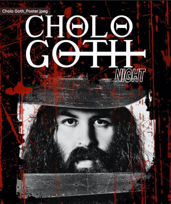 Cholo Goth Night featuring Dave Parley of Prayers