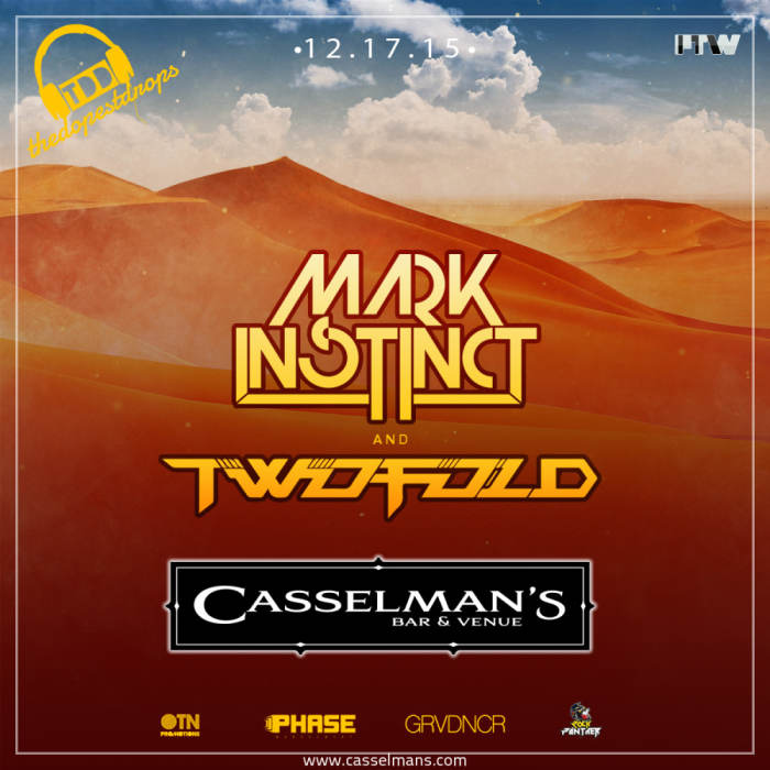 MARK INSTINCT / TWOFOLD