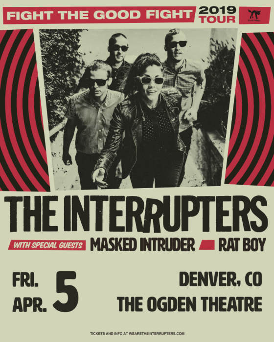 The Interrupters *Sold Out*