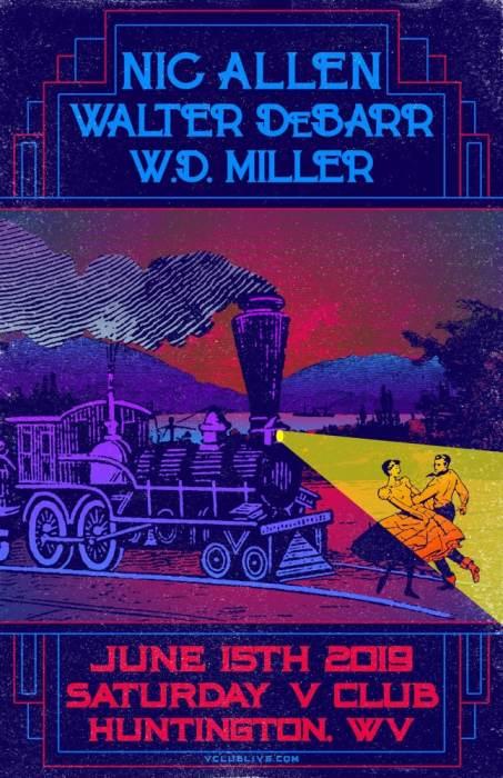 Nic Allen / Walter DeBarr / W.D. Miller