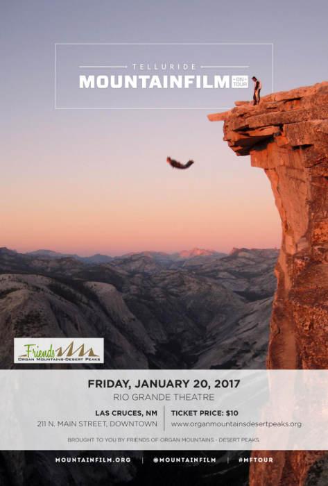 Film Screening: Telluride MountainFilm Fest