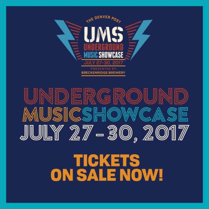 UNDERGROUND MUSIC SHOWCASE