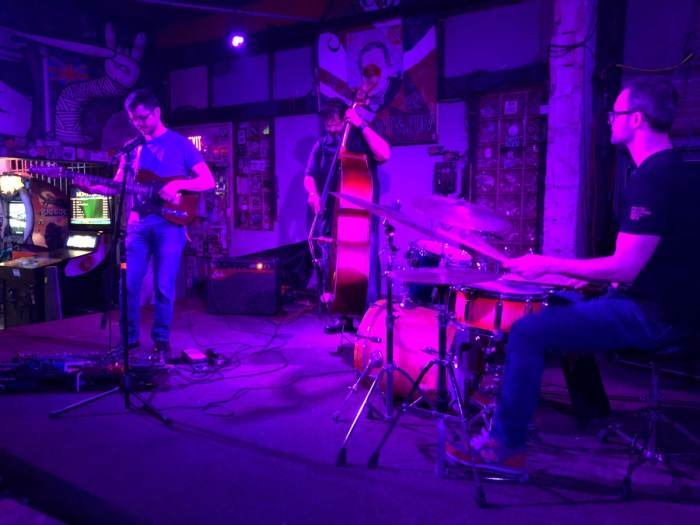 Miami Jazz Jam & Theatre de Underground Open Mic