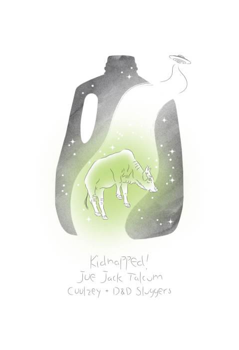 KIDNAPPED! Joe Jack Talcum (Dead Milkmen), Coolzey, D&D Sluggers, & more tba!